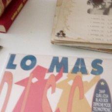 Discos de vinilo: TRAST DISCO 12 PULGADAS LO MAS DISCO . Lote 120065511