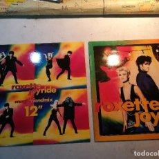 Discos de vinilo: 2 LP DE ROXETTE JOYRIDE. Lote 120075763