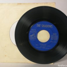 Discos de vinilo: THE SHADOWS - DANCE ON. ALL DAY. THE BREEZE AND I. FOOD TAPPER. Lote 120091660