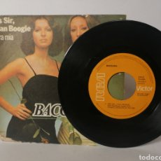 Discos de vinilo: BACCARA - YES SIR I CAN BOOGIE. Lote 120092298