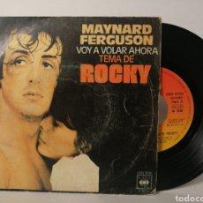 Discos de vinilo: MAYNARD FERGUSON - VOY A VOLAR AHORA. BSO ROCKY. Lote 120093246