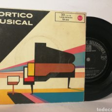 Discos de vinilo: VARIOS- PORTICO MUSICAL.. Lote 120096028