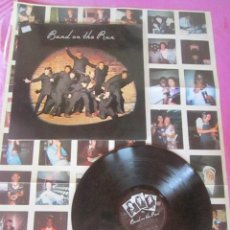 Discos de vinilo: PAUL MCCARTNEY AND WINGS BAND ON THE RUN 1973 . Lote 120098463