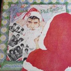 Discos de vinilo: LP THE RONETTES Y OTROS: PHIL SPECTOR'S CHRISTMAS ALBUM. Lote 120102267