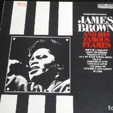 Discos de vinilo: LP JAMES BROWN: PRISONER OF LOVE (EDIC. UK 1966). Lote 120102367