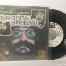 Discos de vinilo: THE GRAEME EDGE BAND - EVERYBODY NEEDS SOMEBODY. Lote 120114198