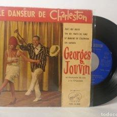 Discos de vinilo: GEORGES JOUVIN - LE DANSEUR DE CHARLESTON. Lote 120115786