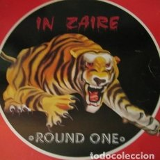 Discos de vinilo: ROUND ONE - IN ZAIRE - DON DISCO - DDP 008 MX - SPAIN. Lote 120116391