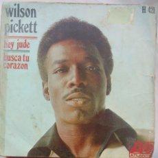 Discos de vinilo: WILSON PICKETT. HEY JUDE. Lote 119541308