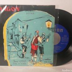 Discos de vinilo: JOSE OTO - JOTAS ARAGONESAS. Lote 120124034