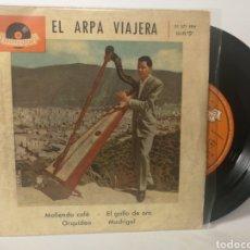Discos de vinilo: HUGO BLANCO - EL ARPA VIAJERA. Lote 120126618