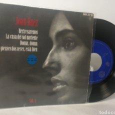 Discos de vinilo: JOAN BAEZ- VOL/1. Lote 120127447