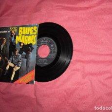 Discos de vinilo: THE BLUES MAGOOS /( WE AIN'T GOT ) NOTHIN YET / EP / MERCURY -SPA 1967. Lote 120130151