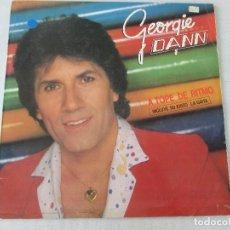 Discos de vinilo: GEORGIE DANN A TOPE DE RITMO RCA 1983 MUY BUEN ESTADO. Lote 120151899