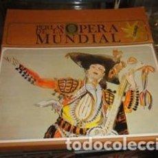 Discos de vinilo: PERLAS DE LA OPERA MUNDIAL. 10 LP. RCA, SELECCIONES DE READER'S DIGEST. Lote 120162443