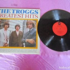 Disques de vinyle: THE TROGGS GREATEST HITS VINILO LP MADE IN HOLLAND. Lote 120167539