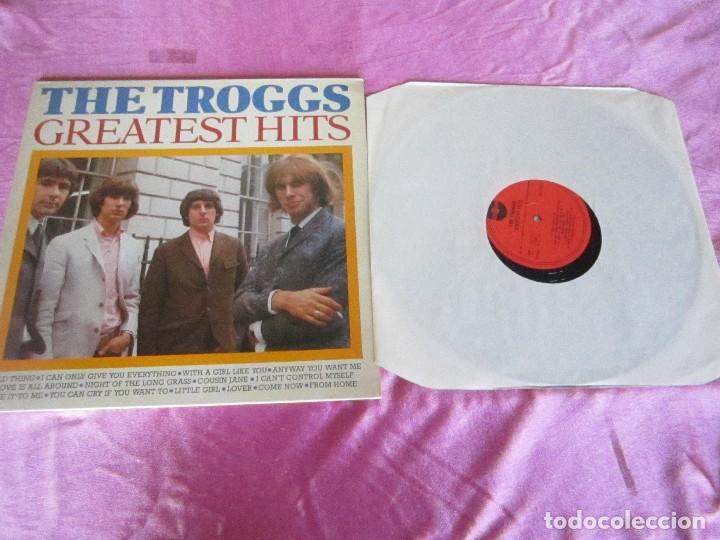 Discos de vinilo: THE TROGGS GREATEST HITS - Foto 2 - 120167539