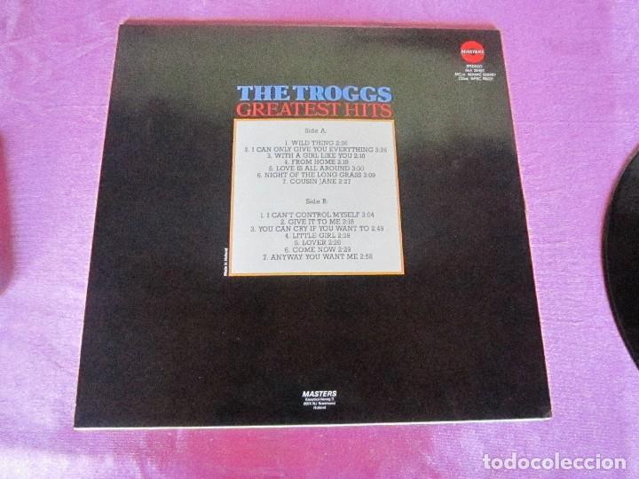 Discos de vinilo: THE TROGGS GREATEST HITS - Foto 6 - 120167539