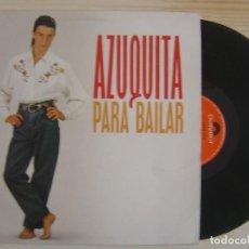 Discos de vinilo: AZUQUITA - PARA BAILAR - LP 1993 - POLYDOR. Lote 120220375