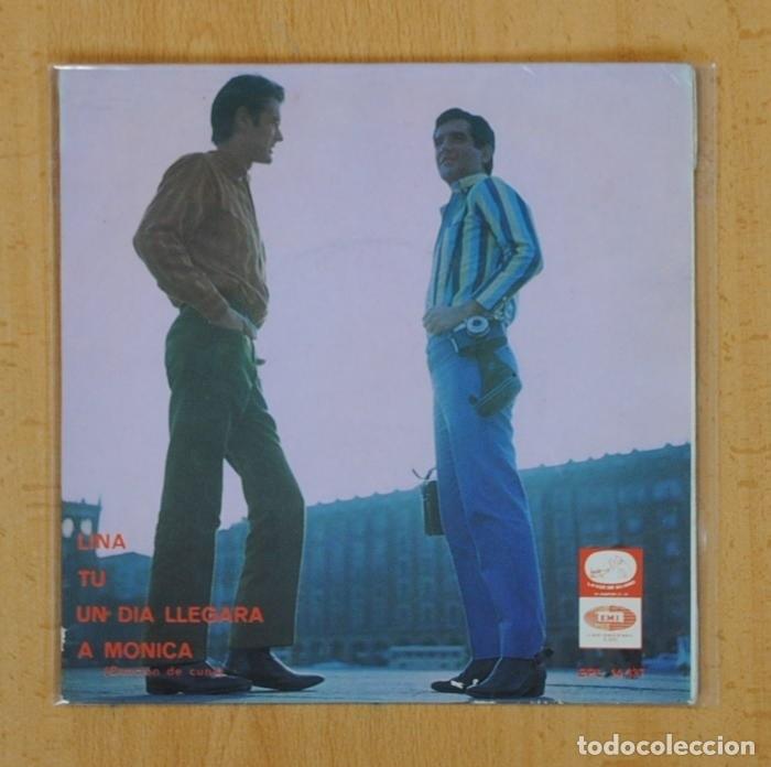 DUO DINAMICO - LINA + 3 - EP (Música - Discos - Singles Vinilo - Solistas Españoles de los 50 y 60)