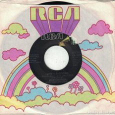 Dischi in vinile: JOHN DENVER - LIKE A SAD SONG / PEGASUS (SINGLE USA, RCA 1976). Lote 120305191