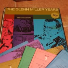Discos de vinilo: THE GLEN MILLER YEARS. Lote 120323610