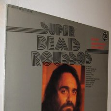 Discos de vinilo: SUPER DEMIS ROUSSOS *. Lote 120326103