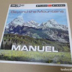 Discos de vinilo: MANUEL & THE MUSIC OF THE MOUNTAINS (LP) BEYOND THE MOUNTAINS AÑO 1968 – EDICION PROMOCIONAL. Lote 120344835