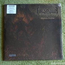 Discos de vinilo: FIRESPAWN - SHADOW REALMS 12'' LP GATEFOLD NUEVO Y PRECINTADO - DEATH METAL. Lote 120366815