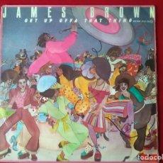 Discos de vinilo: VINILO LP DE JAMES BROWN TITULADO GET UP OFFA THAT THING 1976. Lote 171082192