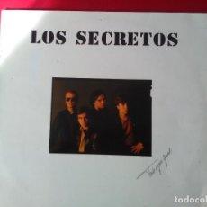Discos de vinilo: VINILO LP DE LOS SECRETOS Y SU ALBUM TODO SIGUE IGUAL 1982. Lote 120386807