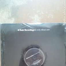 Discos de vinilo: G - ON THE RAW AGAIN - BASIC RECORDINGS-ELECTRÓNICA ESTILO: DEEP HOUSE, TECH HOUSE - PRECINTADO. Lote 120393594