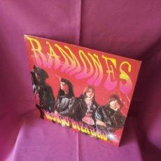 Discos de vinilo: RAMONES - MONDO BIZARRO - CHRYSALIS 1992. Lote 120434083