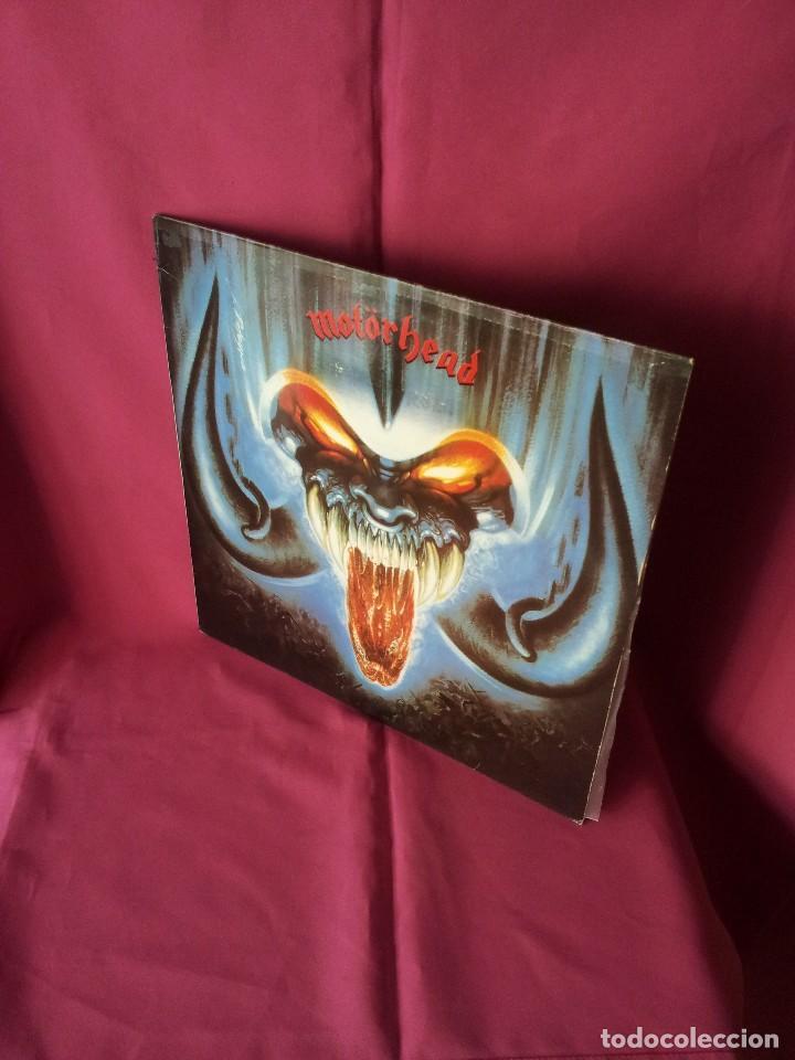 MOTÖRHEAD - ROCK 'N' ROLL - GWR RECORDS 1987 (Música - Discos - LP Vinilo - Heavy - Metal)