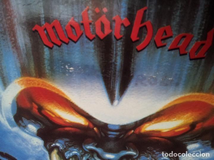 Discos de vinilo: MOTÖRHEAD - ROCK 'N' ROLL - GWR RECORDS 1987 - Foto 7 - 135238910