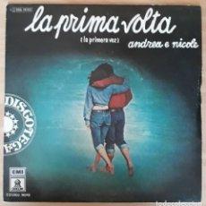 Discos de vinilo: DISCO VINILO SINGLE. Lote 120443283