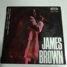 Discos de vinilo: JAMES BROWN - THERE WAS A TIME. Lote 120443399