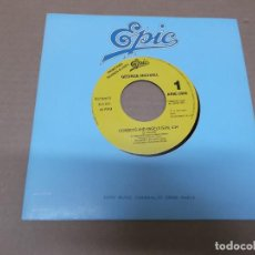 Discos de vinil: GEORGE MICHAEL (SN) COWBOYS AND ANGELS AÑO 1991 - PROMOCIONAL. Lote 120448411