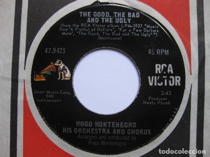 HUGO MONTENEGRO - THE GOOD, THE BAD AND THE UGLY (Música - Discos de Vinilo - Maxi Singles - Otros estilos)