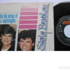 Discos de vinilo: THE EVERLY BROTHERS - ON THE WINGS OF A NIGHTINGALE. Lote 120452487