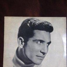 Discos de vinilo: GILBERT BÉCAUD – LE TOUR DE CHANT DE GILBERT BÉCAUD A L'OLYMPIA - 1955. Lote 120453055