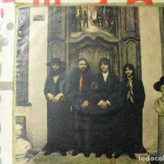 Discos de vinilo: THE BEATLES: HEY JUDE UNICA PORTADA DE URUGUAY-COLECCIONISTAS. Lote 120460503