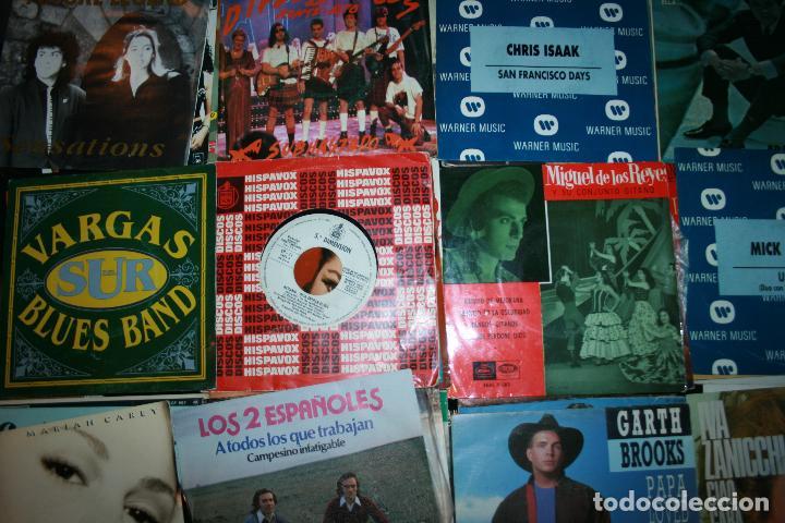 Discos de vinilo: Lote de 60 discos singles diferentes estilos - Foto 7 - 159909288