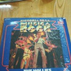 Discos de vinilo: VINILO LP MÚSICA. HISTORIA DE LA MÚSICA ROCK. THE HOLLIES. Lote 120494407