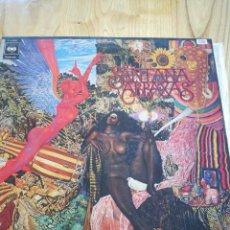 Discos de vinilo: VINILO LP MÚSICA. SANTANA ABRAXAS. Lote 120495407