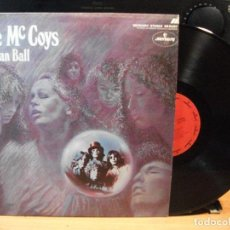Discos de vinilo: THE MCCOYS HUMAN BALL LP USA 1969 PEPETO TOP. Lote 120515899
