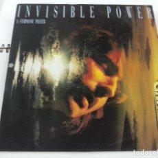Discos de vinilo: GANDALF-INVISIBLE POWER-LP-N. Lote 120522195