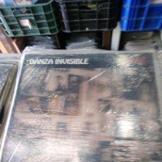 Discos de vinilo: DANZA INVISIBLE. Lote 120541219