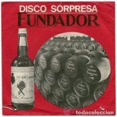 Discos de vinilo: FUNDADOR 10.156 - MIGUEL RAMOS-EUROVISIÓN '68 - LA, LA, LA + 3 TEMAS - EP 1968). Lote 120559343