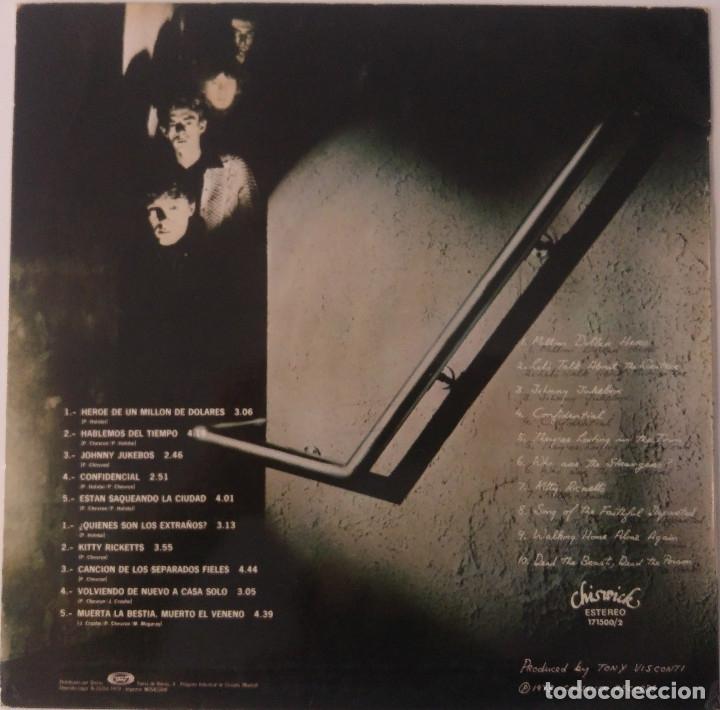 Discos de vinilo: radiators..ghostown.ciudad fantasma.(chiswick 1979).spain. - Foto 2 - 64633867